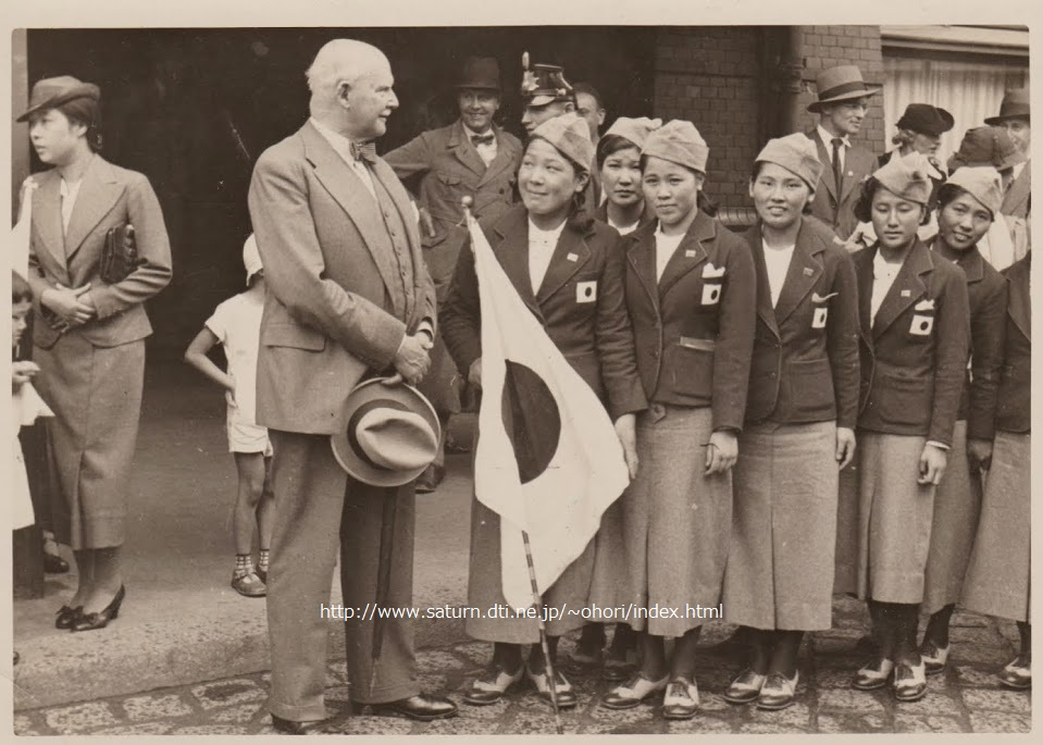 1936年ベルリンオリンピックのフィンランド選手団